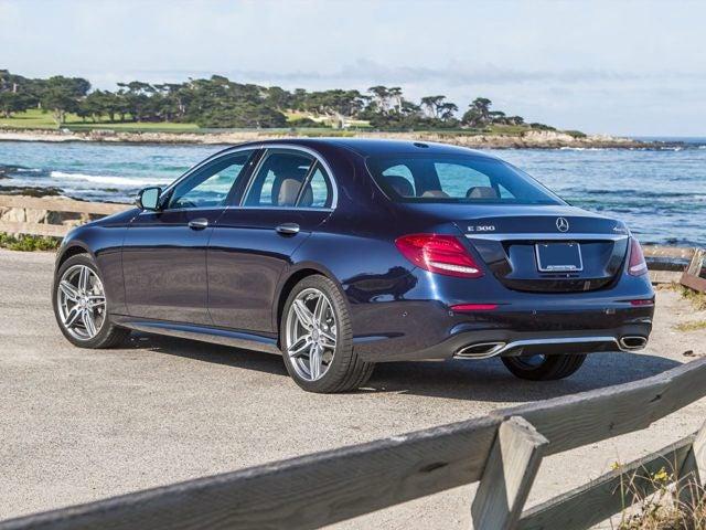 מתוחכם 2019 Mercedes-Benz E-Class E 300 - Mercedes-Benz dealer in MI QR-07
